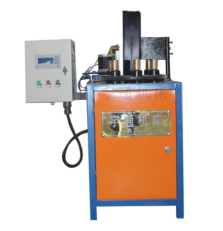 六工位止水片焊机